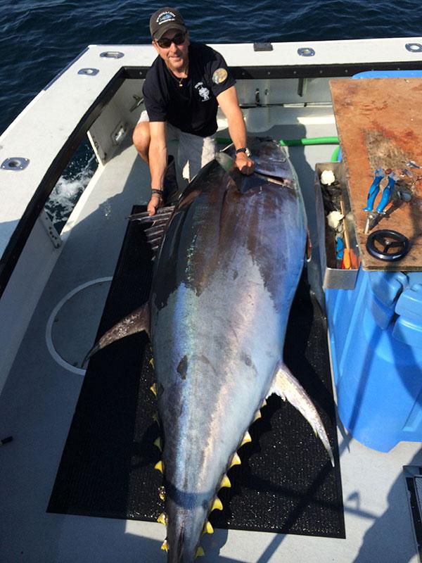 Bluefin Tuna Fishing Techniques